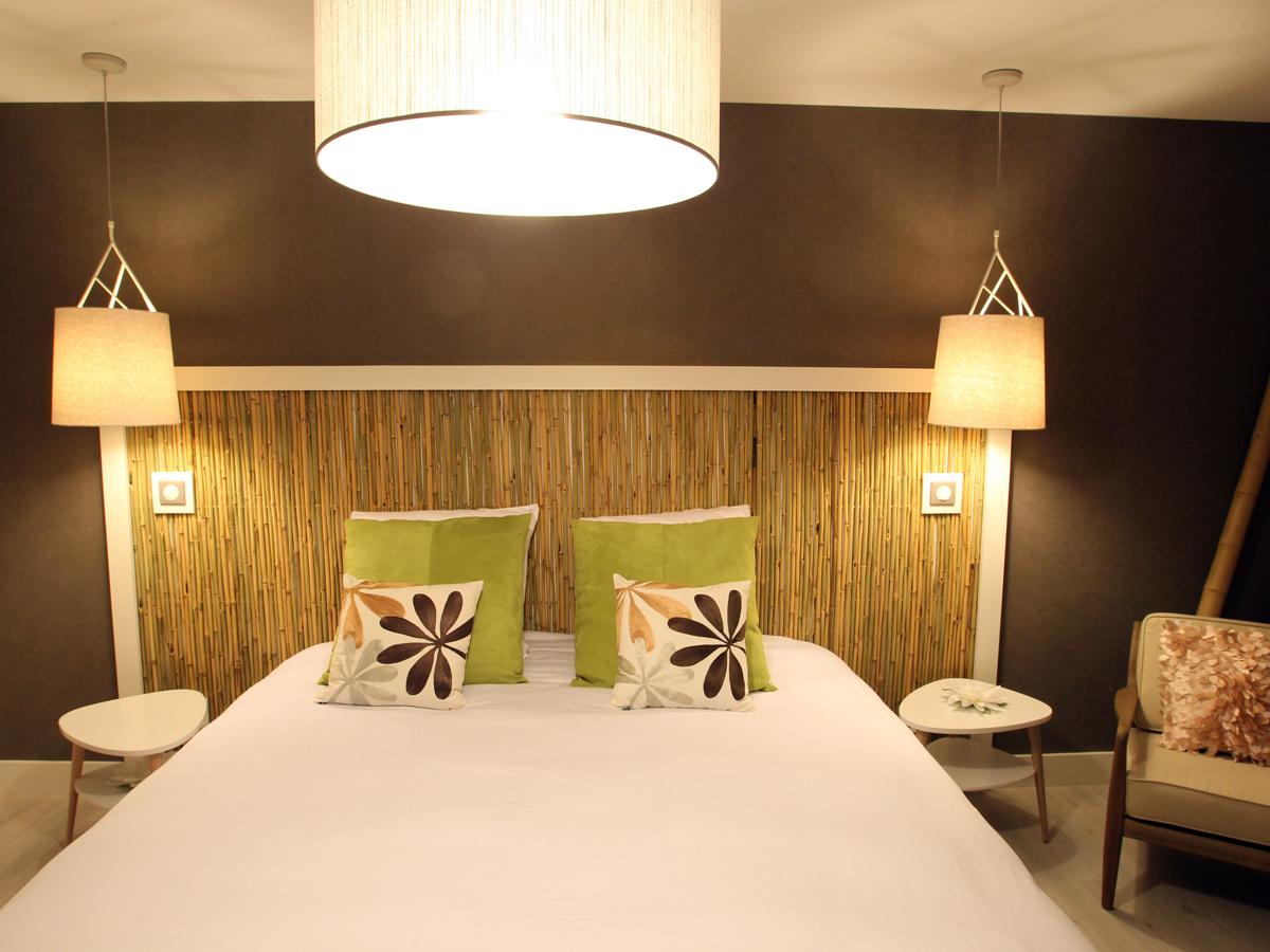 chambre d'hôte bambou aux 5 sens