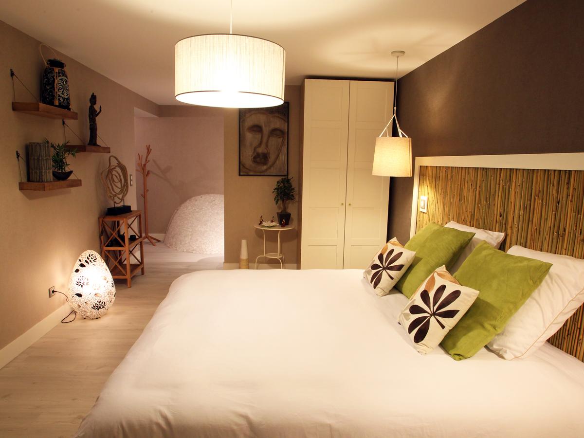 chambre d'hotes Bambou