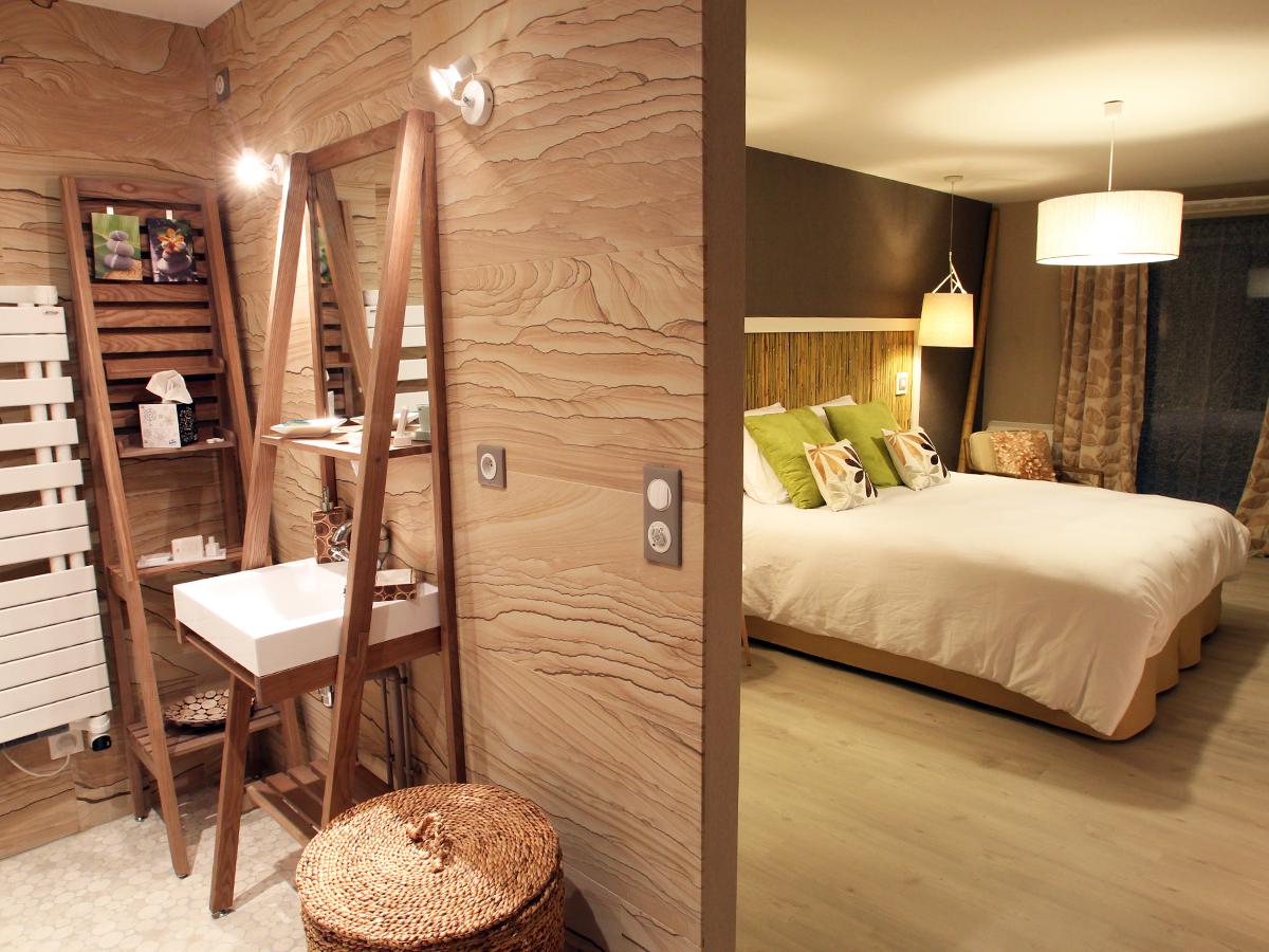 Chambre d'hôtes Bambou dans L'Oise en Picardie