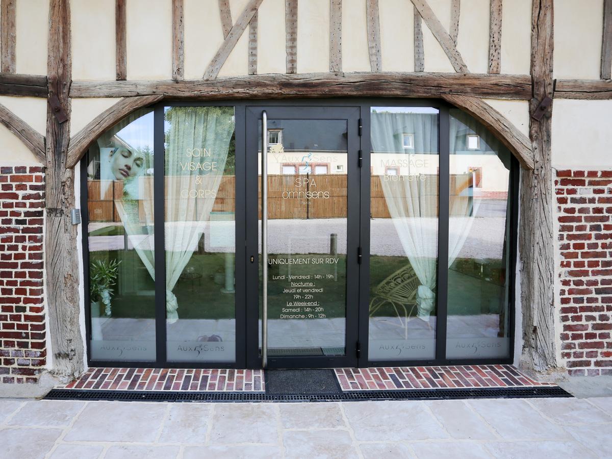 spa privatif proche de Beauvais en picardie