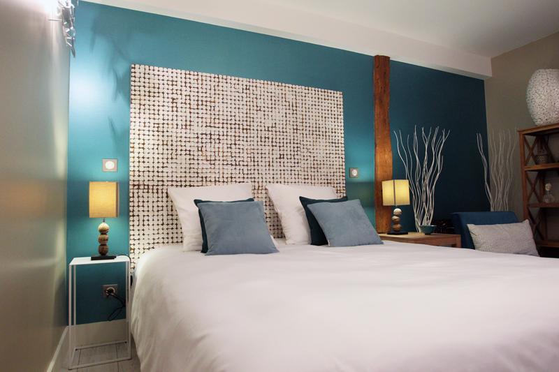 Maison d 39 h tes chambres d 39 h tes bed business dans l - Chambre d hote lit et mixe ...